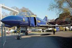 F-4 BLUE ANGELS