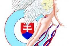 Biele Albatrosy-eslovaquia