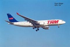 A-330-200 TAM
